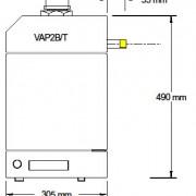 VAP2 Dimensions